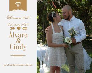 Alvaro y Cindy