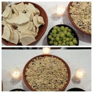 Meditación y ritual de las semillas