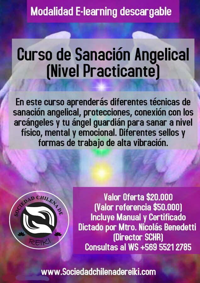 Sanacion Angelical