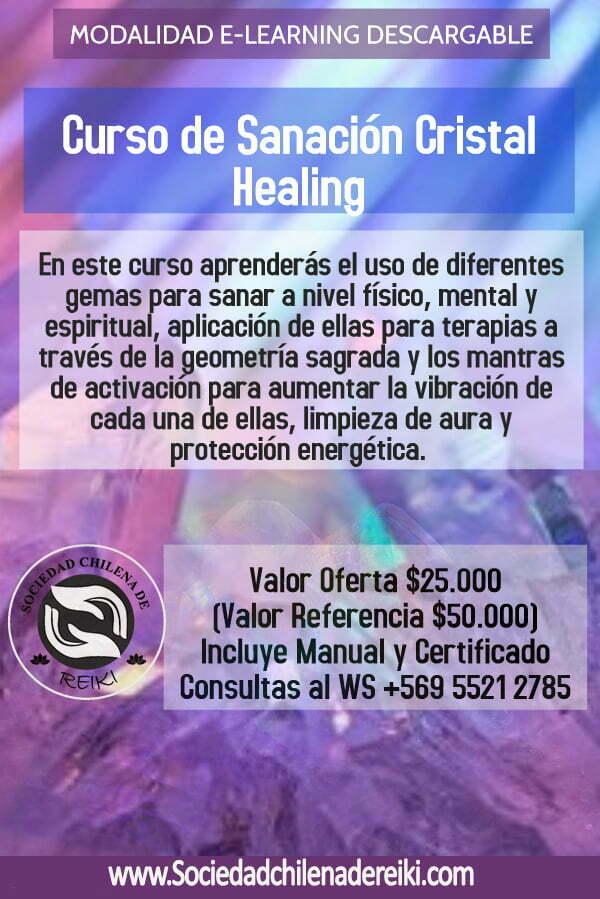 Sanación Cristal Healing