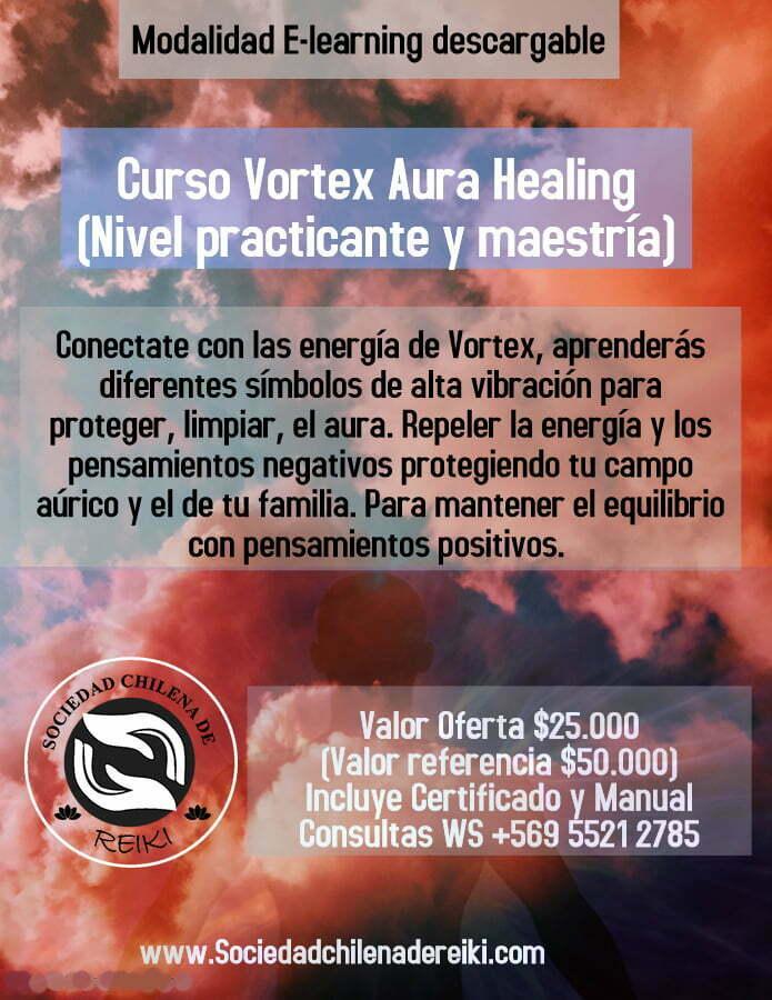 Vortex Aura Healing